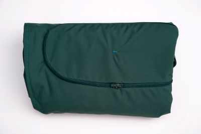 Kissenbezug 'Globo Royal' Green Weatherproof