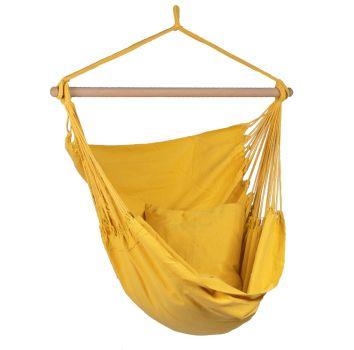 Hängesessel Single 'Organic' Yellow