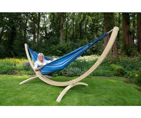 Hängemattenset Doppel 'Wood & Chill' Calm