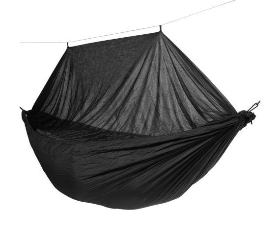 Reisehängematte Single 'Mosquito' Black